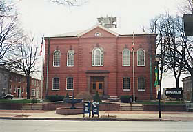 Photo of the Courthouse - Circuit Court for Harford County