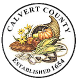 Calvert County seal