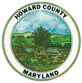 Howard County seal