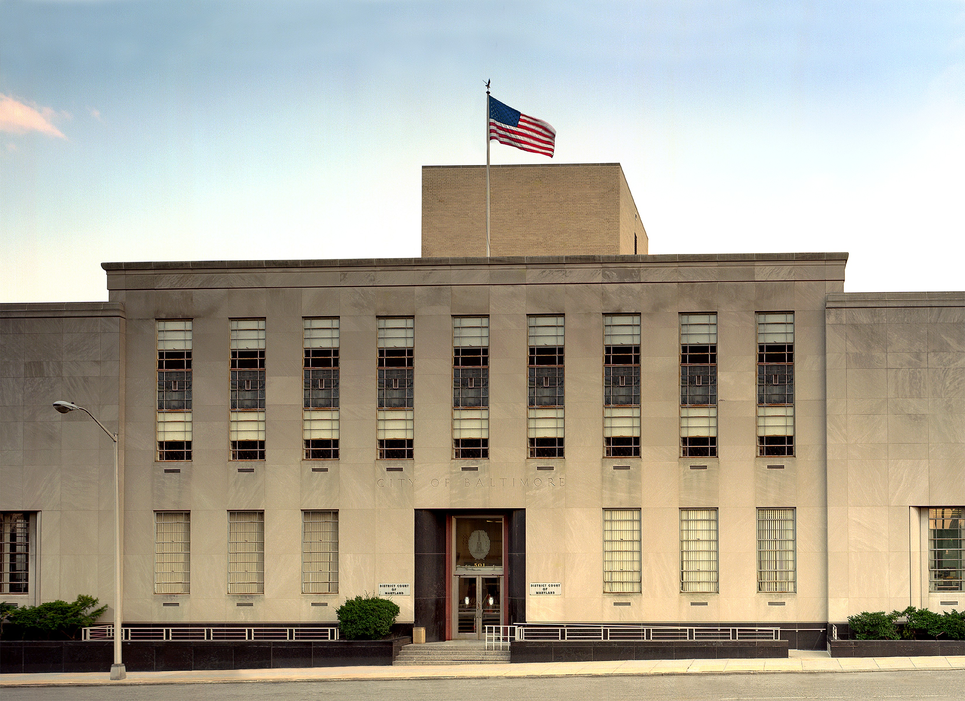Fayette District Court