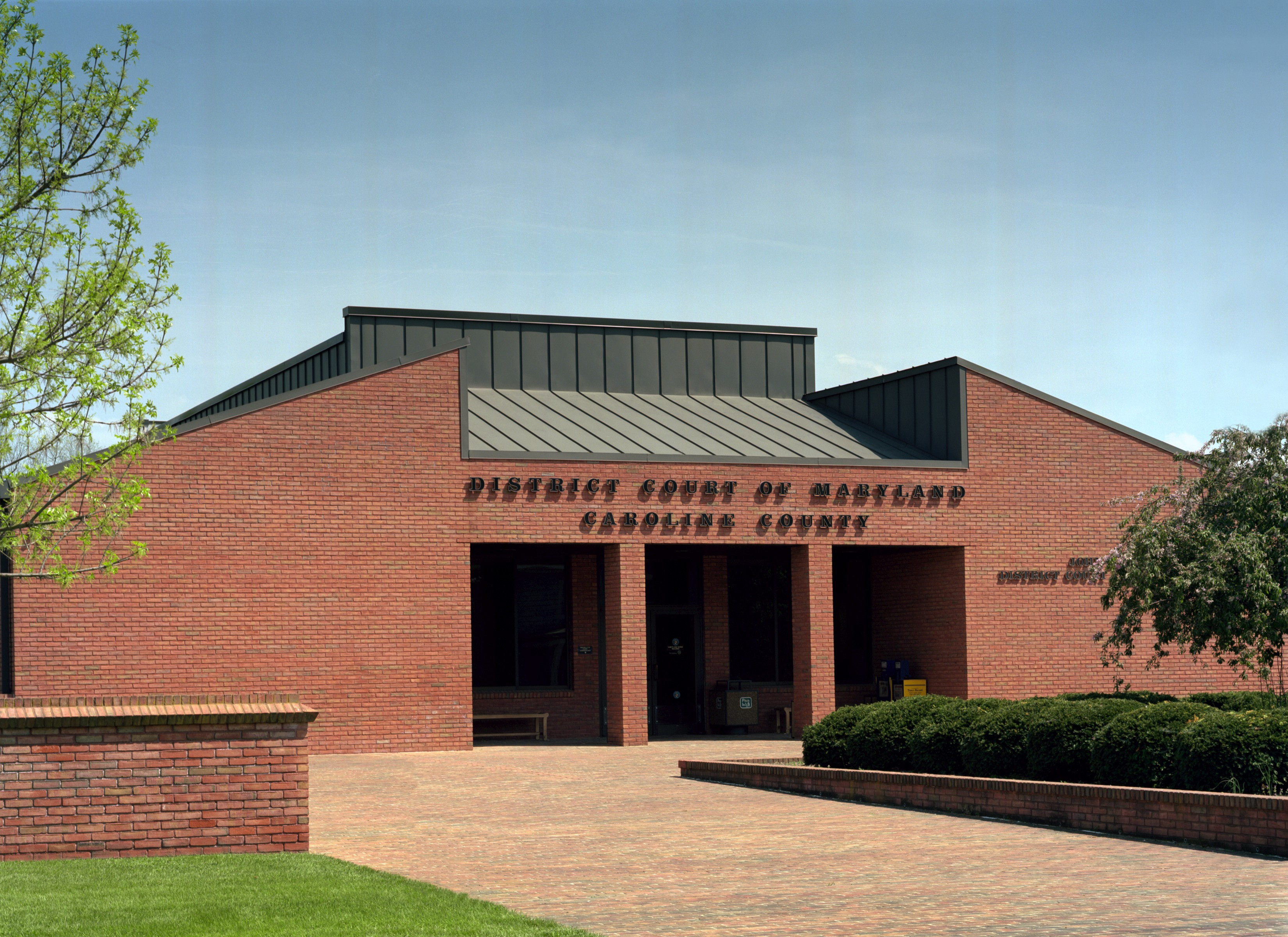 Caroline County District Court