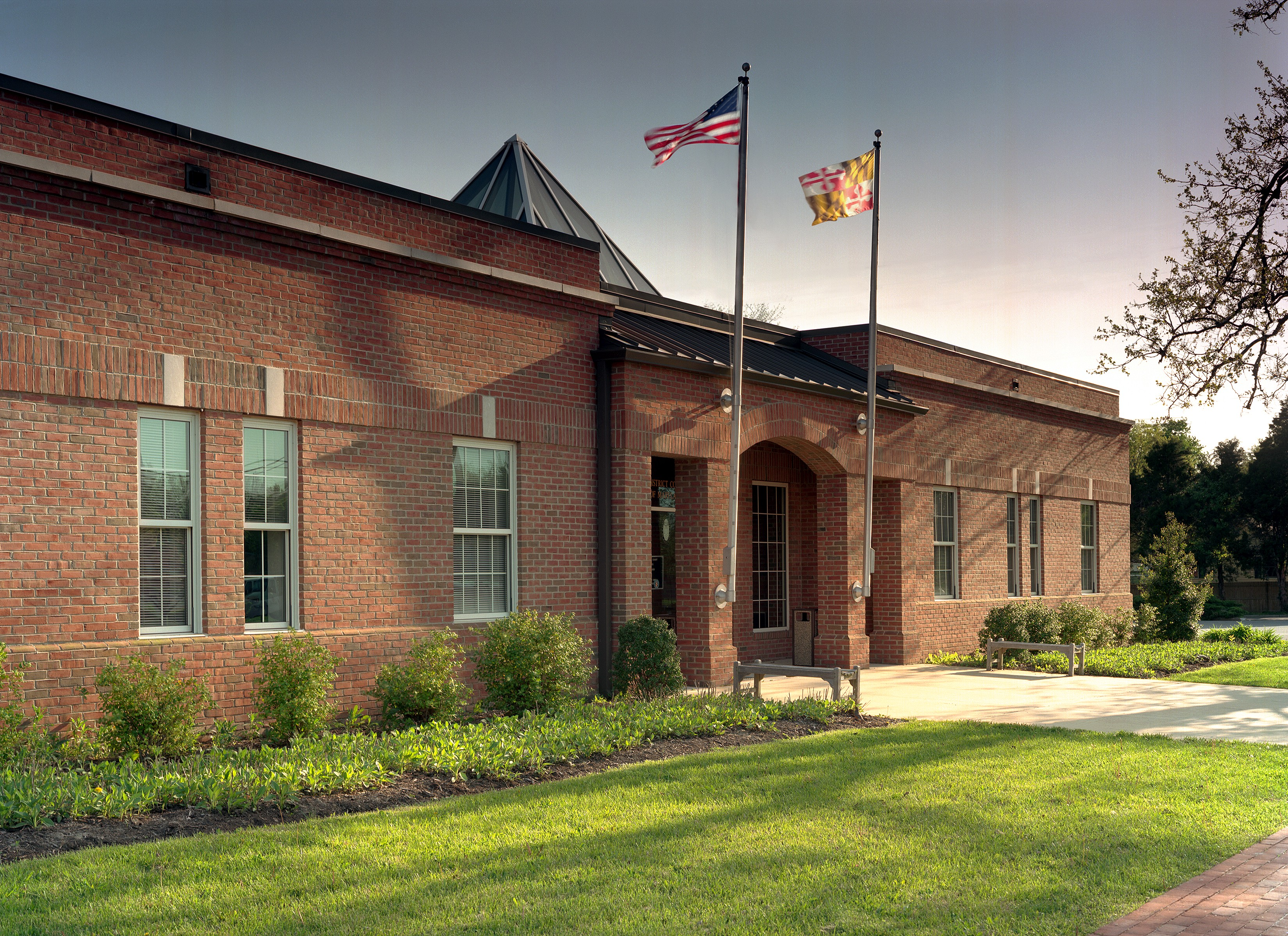 Talbot County District Court