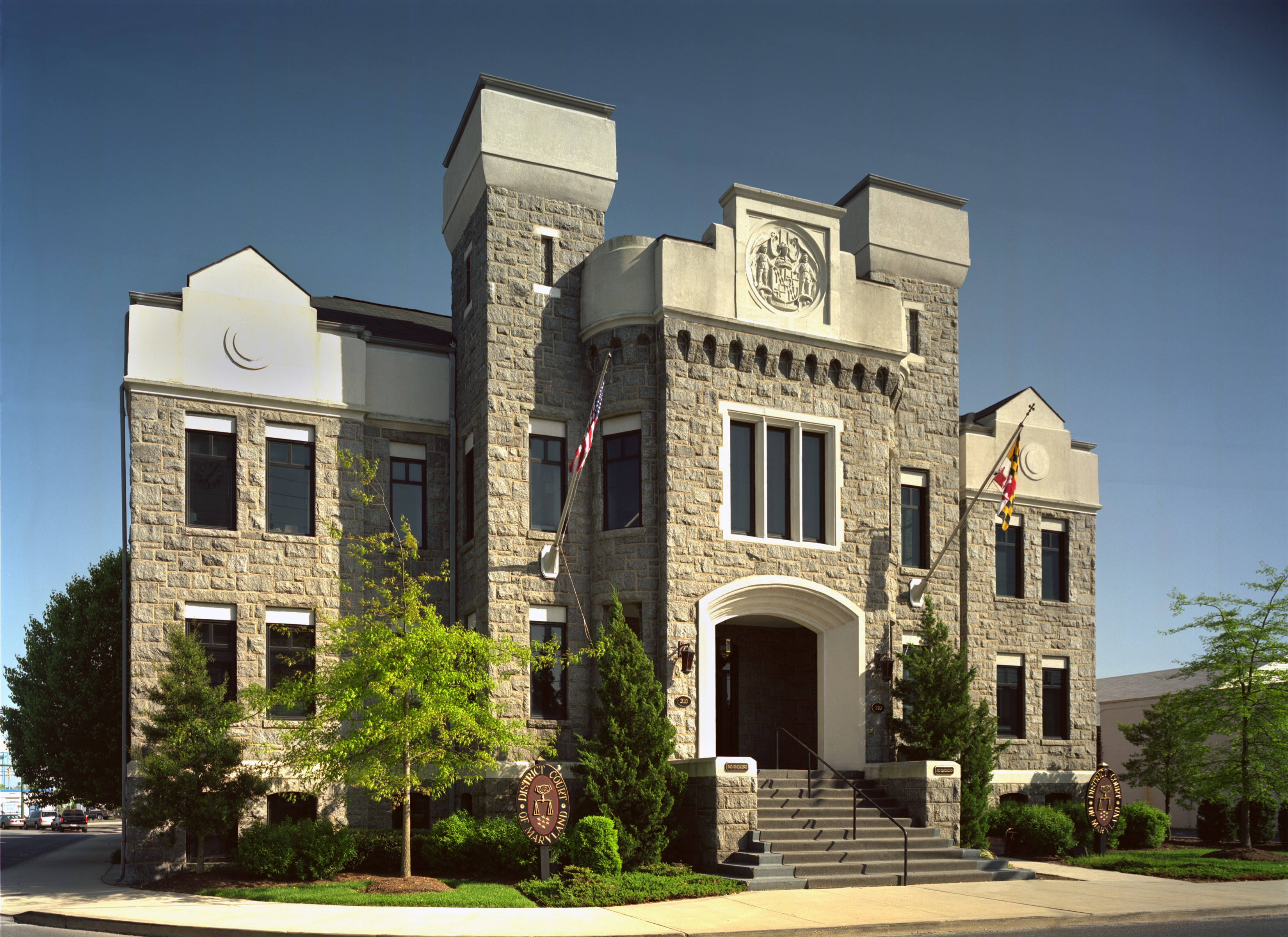 Dorchester County District Court
