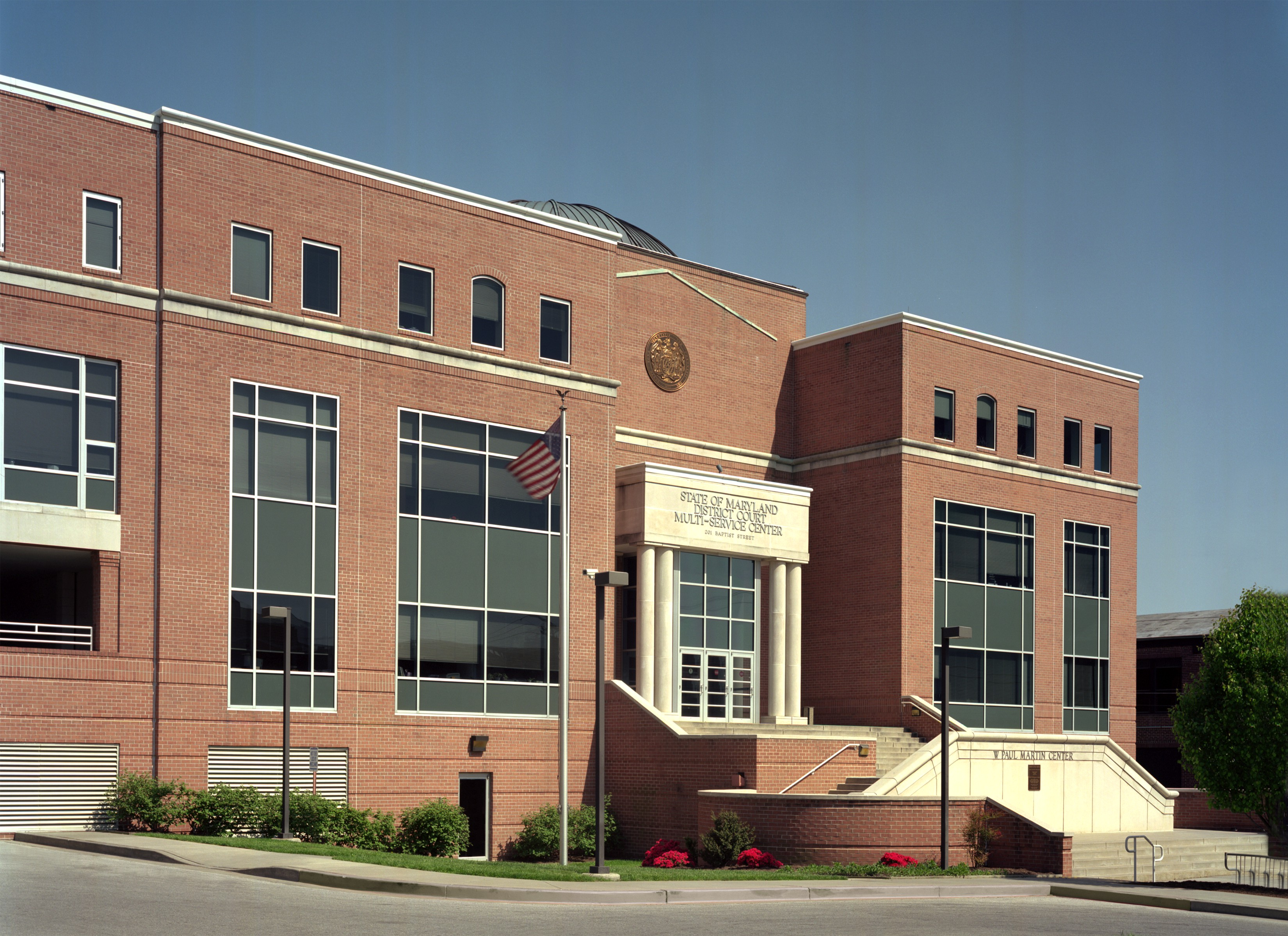 Wicomico County District Court