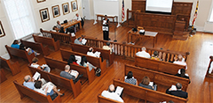 E-filing presentation in Anne Arundel County Circuit Court
