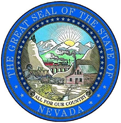 The Great Seal of the State of Nevada