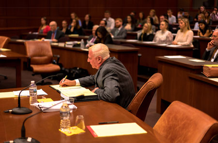 Court of Special Appeals Hears Arguments at Law School