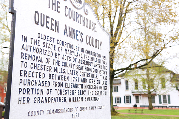 Queen Anne's County Courthouse