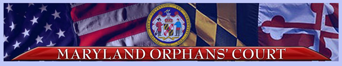 Maryland Orphans' Court